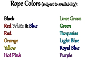 Available Colors (trans background)